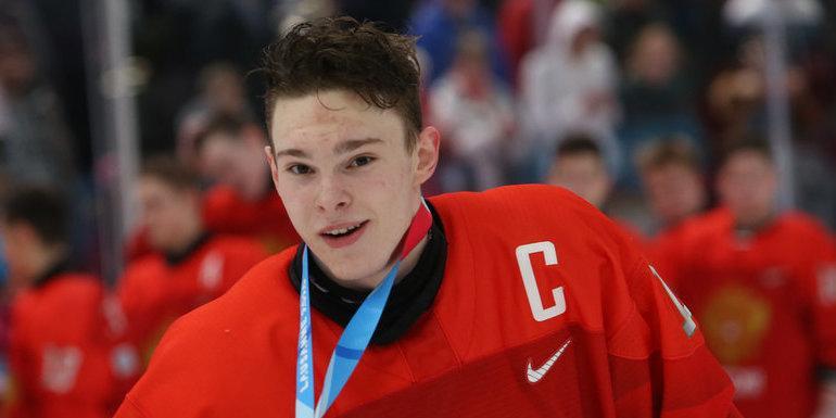 США не пустили лидера юниорской сборной России по хоккею на ЧМ в Техас
