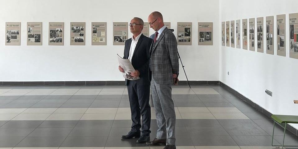 'Писательская рота': в Сербии открылась выставка, посвященная Великой Отечественной войне