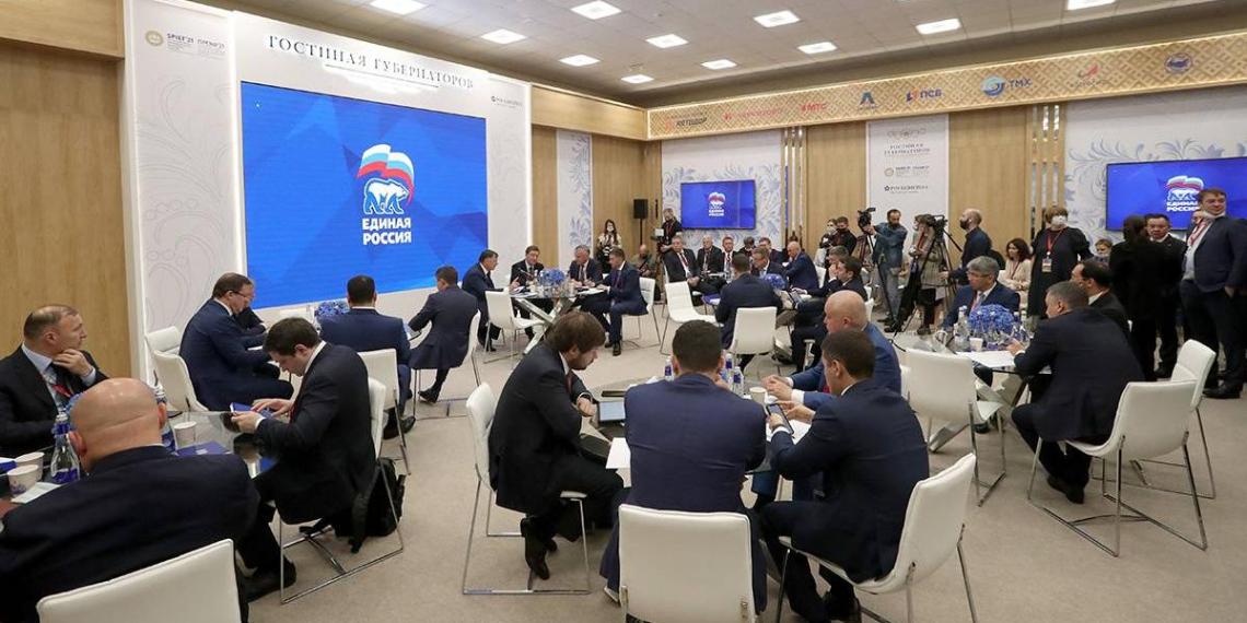 'Единая Россия' поможет регионам и правительству выполнить поручения президента по развитию инфраструктуры