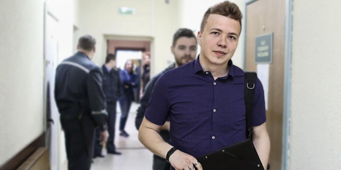 В ЛНР хотят судить Протасевича в Донбассе