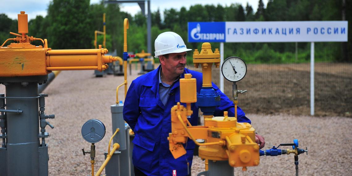 Счетная палата: газификация России замедляется из-за Северного Кавказа