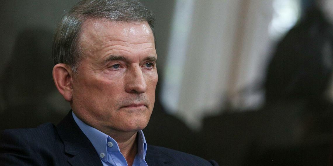 Кремль решил не вмешиваться в задержание лидера украинской оппозиции Медведчука