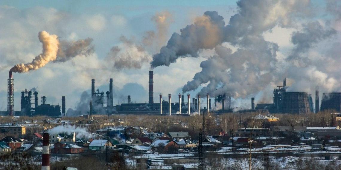 Российским компаниям грозит наказание за загрязнение воздуха