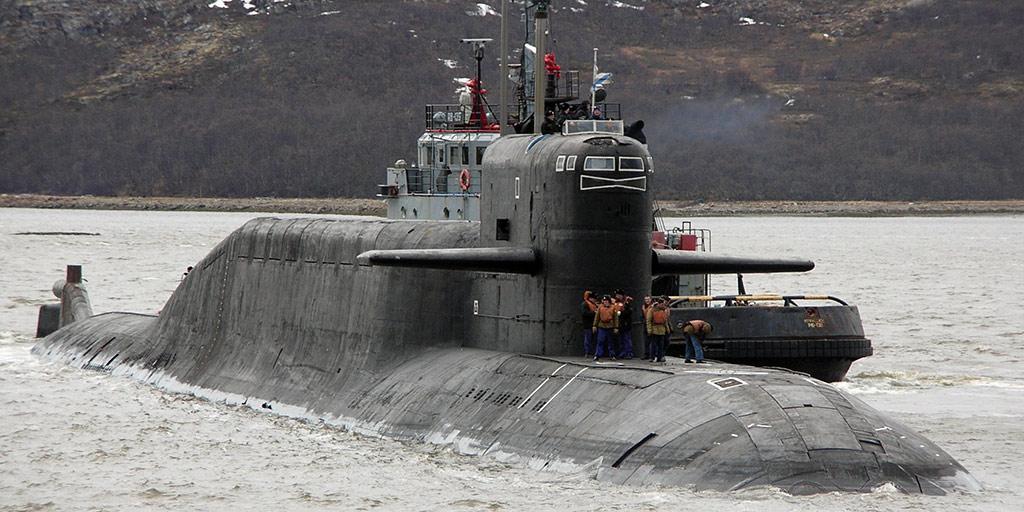 Знаменитые советские подлодки серии 667 выведут из состава атомного флота России