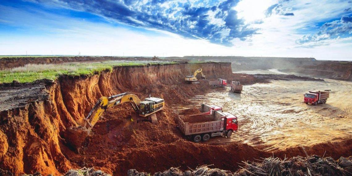 Россия стала одним из лидеров в добыче полезных ископаемых