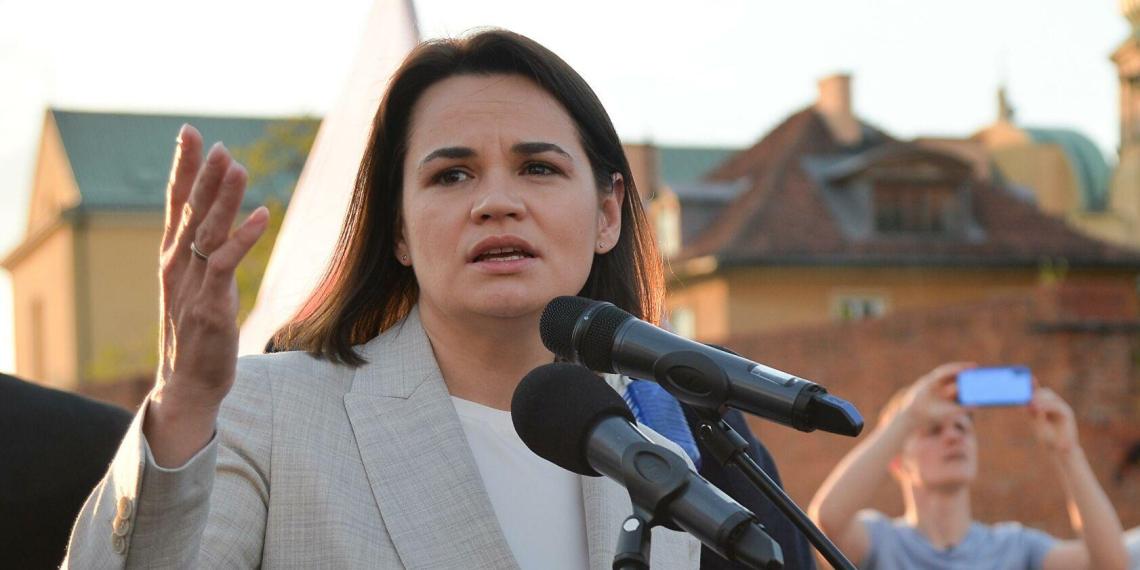 МИД РФ прокомментировал призыв Тихановской к санкциям против Белоруссии