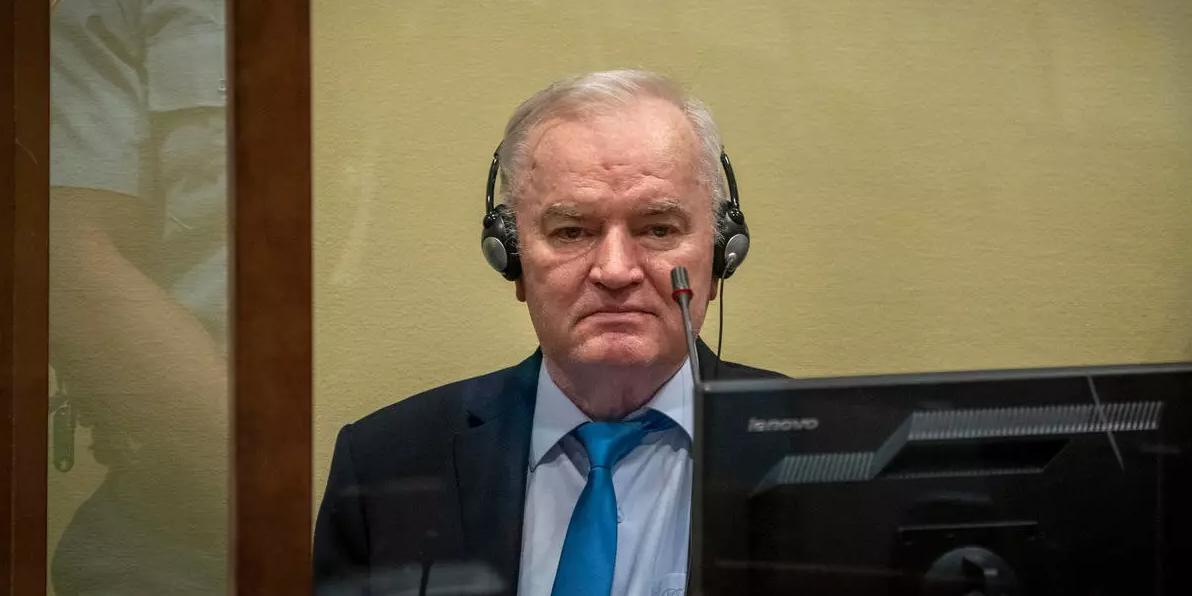 В МИД России назвали лицемерным приговор Младичу