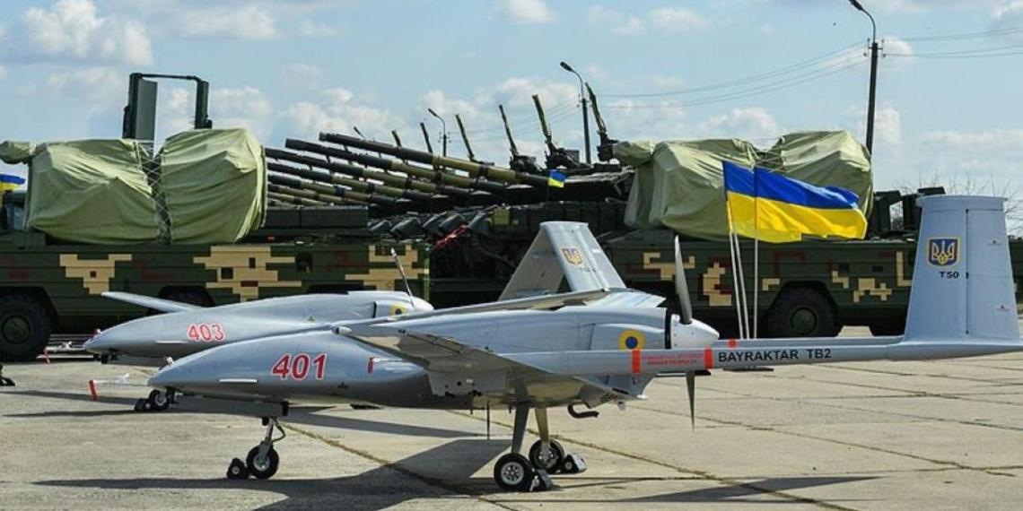 Турция оправдалась за поставки оружия Украине