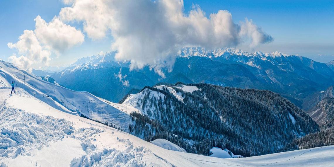 В Сочи появится новый горный курорт за 80 млрд рублей