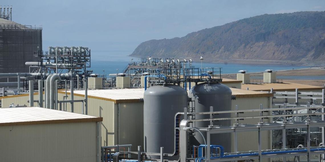 Россия предлагает Пакистану поставки сжиженного газа
