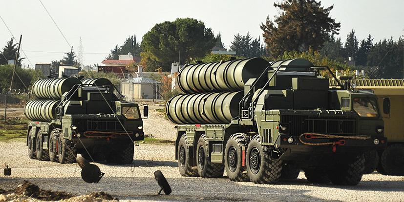 Турция решила выслать отвечающих за С-400 российских военных