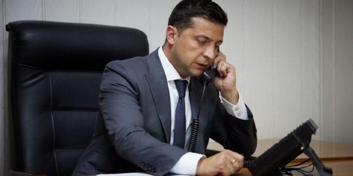Зеленский запланировал встречу с Меркель и Макроном по Донбассу без Путина