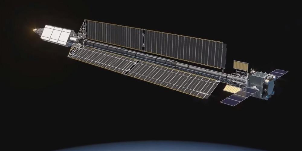Ядерный буксир 'Зевс' будет прикрывать Россию из космоса