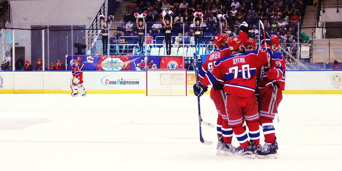 Белорусский хоккейный клуб исключили из Лиги чемпионов из-за инцидента с самолетом