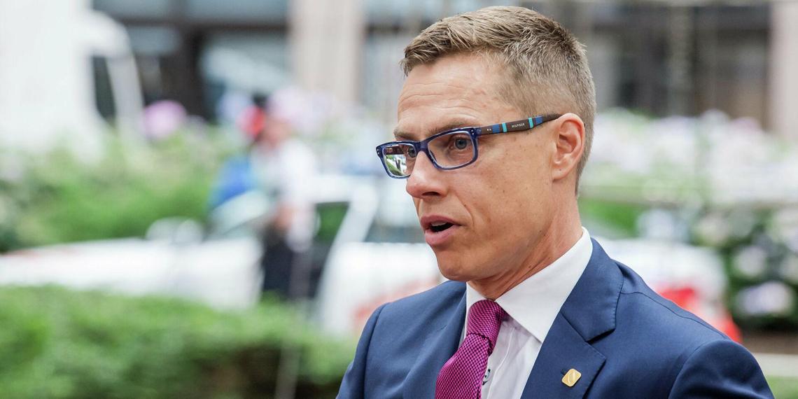 Экс-премьер Финляндии счел Россию слабой и агрессивной