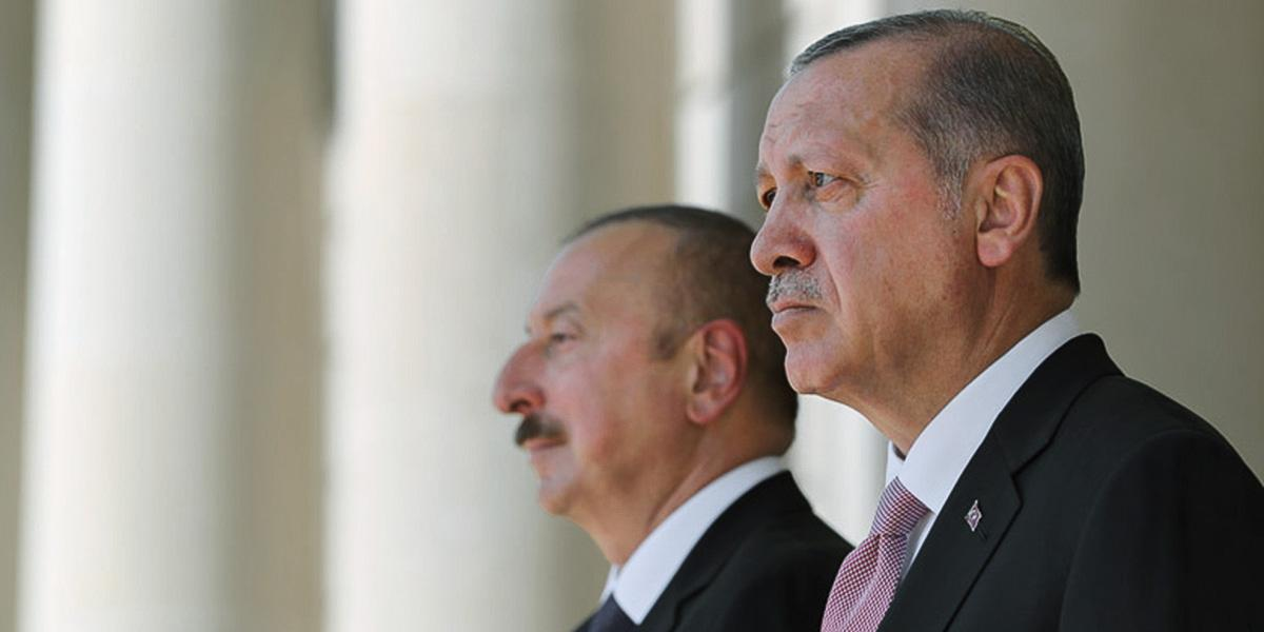 Эрдоган пообещал поддержать Палестину, 'как Азербайджан в Карабахе'