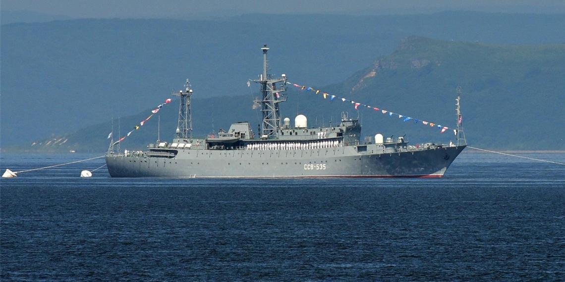 СМИ: российский корабль 'помог' США провалить испытания новейших ракет
