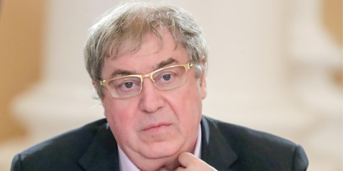 Российского бизнесмена Гуцериева включили в санкционный список ЕС по Белоруссии