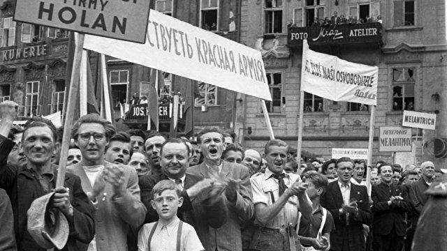 Forum 24 (Чехия): спасибо, Красная Армия? Свободу одних нельзя выкупить, поступившись свободой других