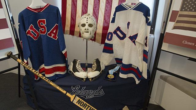 Fox News (США): «Чудо на льду» увековечат статуей в честь олимпийских чемпионов Лейк-Плэсида
