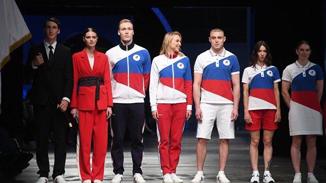 «Это издевательство»: российская олимпийская коллекция вызвала бурную реакцию (NRK, Норвегия)
