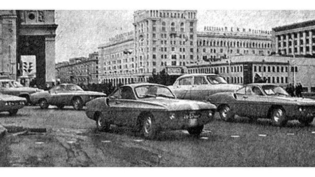 Klassiker (Швеция): «Спорт-900» — спортивный автомобиль из Советского Союза