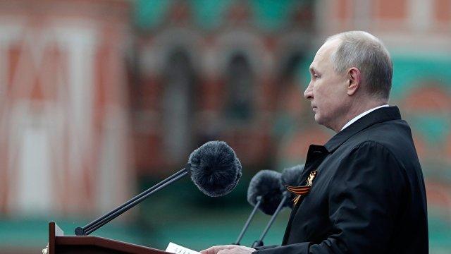 Iltalehti (Финляндия): неужели Путин решил переписать историю в своей речи на Параде Победы?