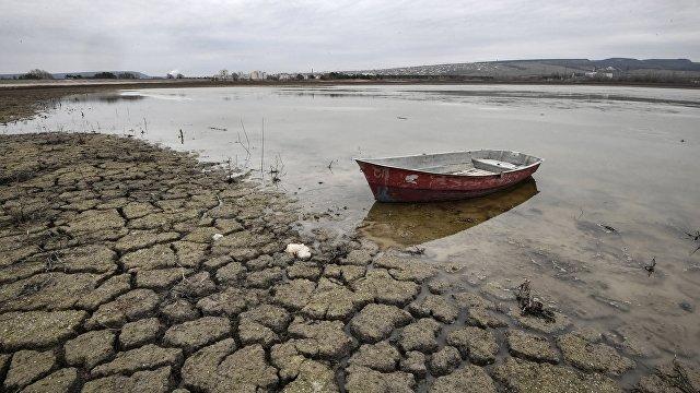 Frankfurter Allgemeine Zeitung (Германия): воды для Крыма не будет