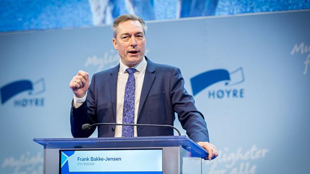 Министр обороны Бакке-Йенсен: русские пытаются изолировать нас от союзников (NRK, Норвегия)