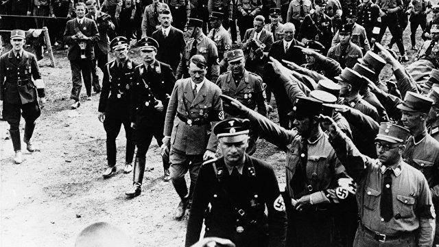 День (Украина): как Гитлер стал немцем