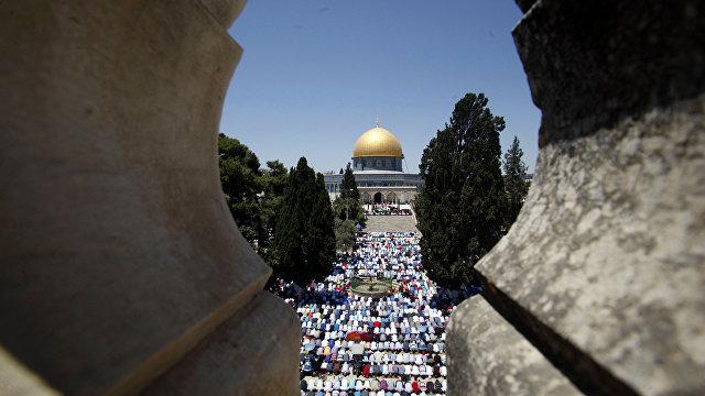 Türkiye (Турция): Израиль много лет не дает покоя мечети Аль-Акса