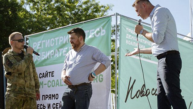 После Путина: интервью с начальником штаба Навального в изгнании (Spectator, Великобритания)