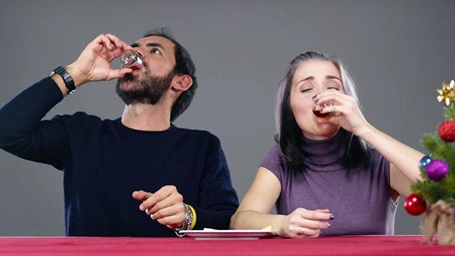 Milan TV (Италия): хорошо пошла! Итальянцы пьют по-русски