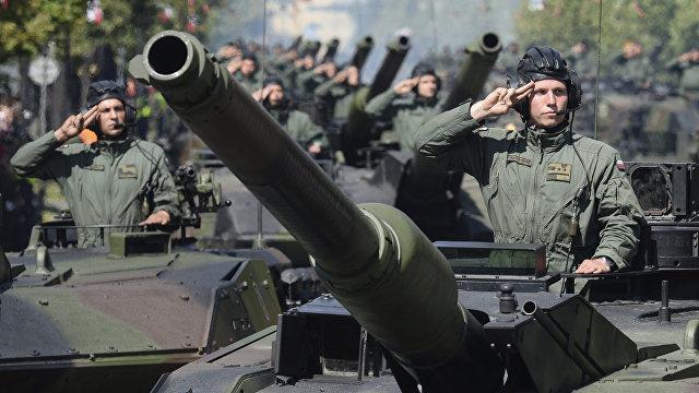 Страна (Украина): «Львовнаш». В сети постят видео польских солдат, которые поют песню про «дорогу на Львов». Что она означает?