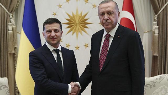 Страна (Украина): что привёз Зе из Турции и почему Эрдоган осторожно говорил про Донбасс и Россию