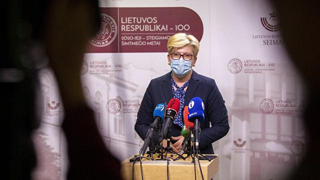 Handelsblatt (Германия): премьер-министр Литвы выступает за закрытие «Северного потока — 2» и жесткий курс ЕС по отношению к России