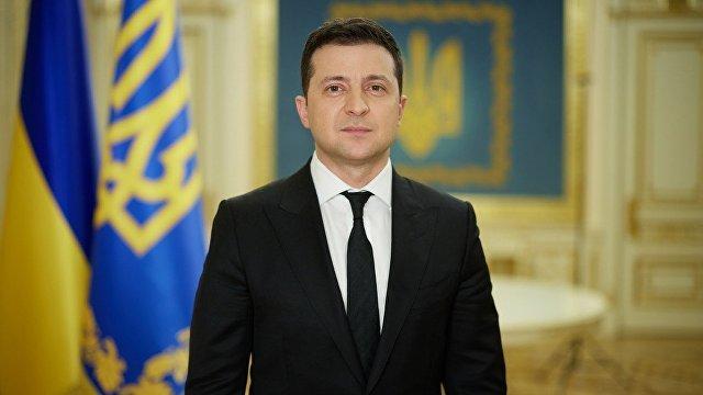 Президент Украины (Украина): обращение президента Украины по случаю Дня сопротивления оккупации АР Крым и города Севастополя