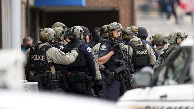 CNN (США): инцидент в Колорадо — это седьмой случай массовой стрельбы в США за неделю