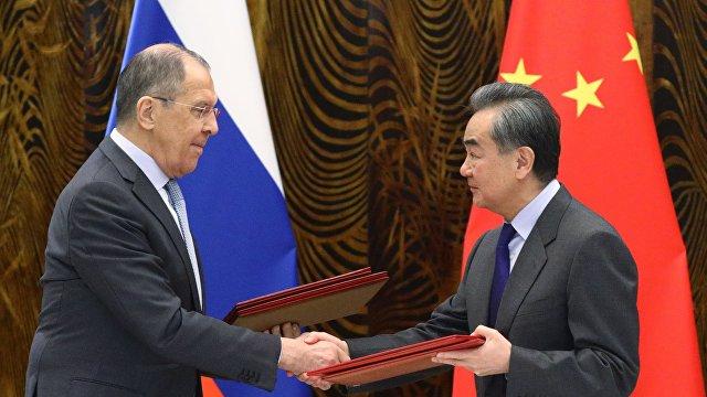 Global Times (Китай): Китай и Россия намерены положить конец контролю США над мировым порядком