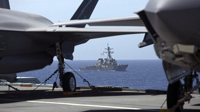 Express.co.uk (Великобритания): назад, Путин! ВМС Великобритании возглавили военные учения с союзниками НАТО на фоне роста напряженности в отношениях с Москвой