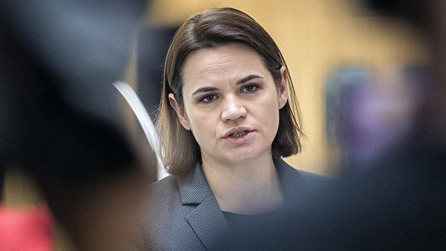 Светлана Тихановская: «Мы не можем допустить, чтобы историю писали диктаторы» (Bild, Германия)