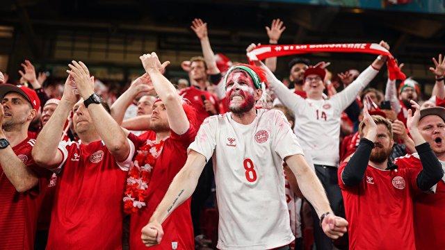 Датские голы мечты и победа над Россией: «Проходим дальше? Просто безумие!» (VG, Норвегия)
