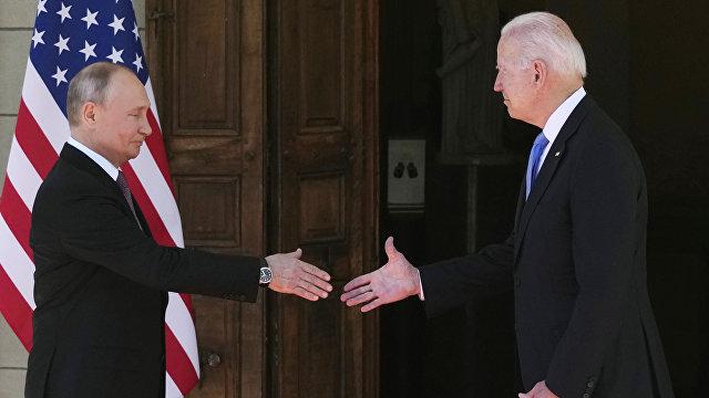 The Hill (США): теперь мы знаем, почему Байден боялся совместной пресс-конференции с Путиным
