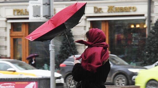 В Москве и Подмосковье продлили желтый уровень погодной опасности