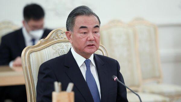 Глава МИД Китая прокомментировал санкции ЕС против Пекина