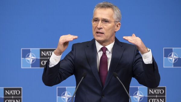 Генсек НАТО подтвердил готовность к сотрудничеству с Россией