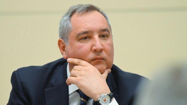 Рогозин рассчитывает на визит нового главы НАСА