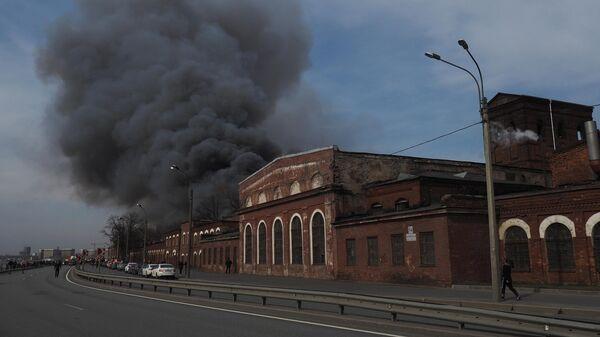 Замгендиректора 'Невской мануфактуры' арестовали по делу о пожаре