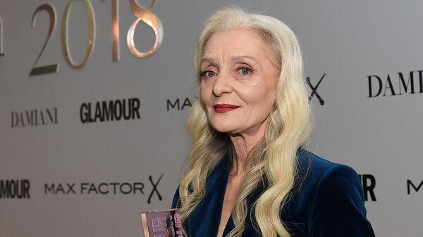 Российская пенсионерка снялась в рекламе модного иностранного бренда