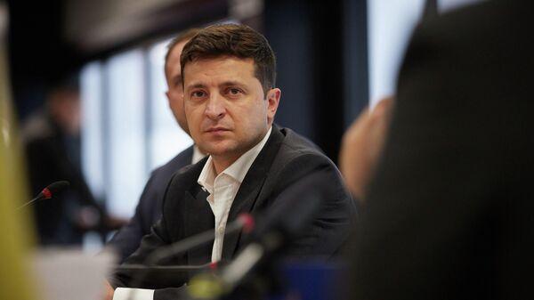 Зеленский оценил ситуацию в Донбассе